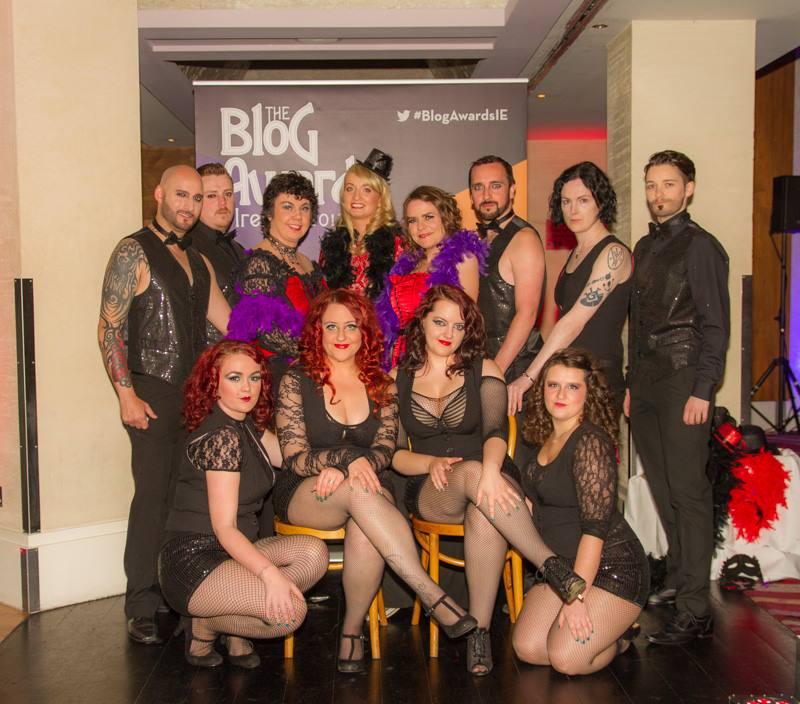blog awards Ireland 2013